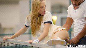 ขอเย็ดหีนักเทนนิสสาวกลางสนามแข่งขัน ไม่เซ็นเซอร์