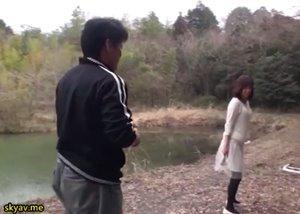 หนังxญี่ปุ่น ไม่เซ็นเซอร์ เย็ดในโรงแรมไม่พอ แอบไปเย็ดกันหลังเขา