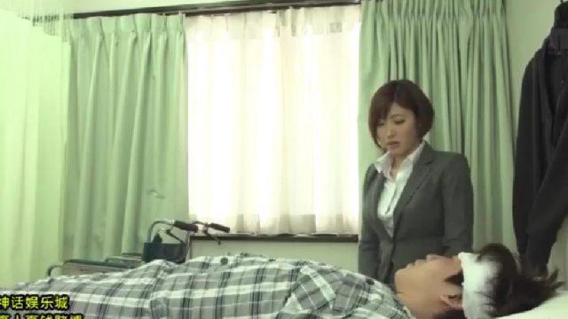 เลขาสาวสวิ้งกิ้งกับเจ้านายในโรงพยาบาล