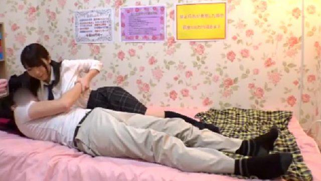 เล้าโลมจนได้เย็ดหีเด็กสาวญี่ปุ่น