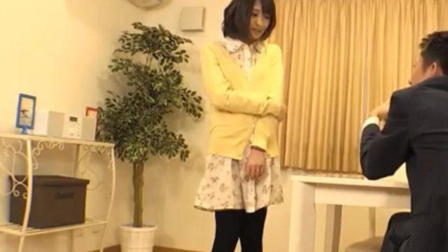 หนังโป๊ญี่ปุ่น นางแบบผมสั้นเปลี่ยนอาชีพมาเป็นนางเอกเอวีมือใหม่