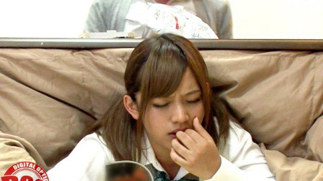 Haruna Ikoma x Urumi Narumi x Miyu Kitagawa In Table