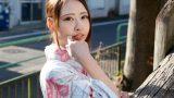 สาวญี่ปุ่นชุดยูคาตะ นัดเจอผู้ชายแปลกหน้าไม่กลัวโควิด
